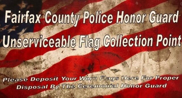 Thank you Veterans! (Fairfax County Police Department