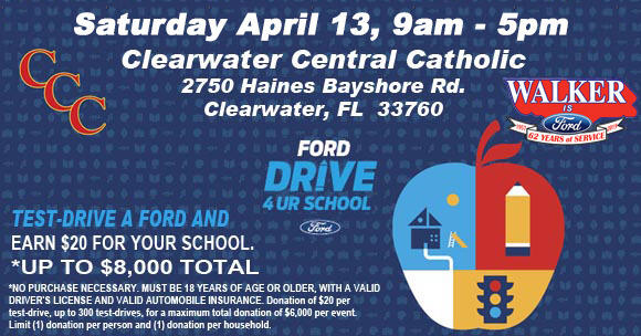 Apr 13 · Spring 2019 Ford Test Drive at CCC on April 13th — Nextdoor