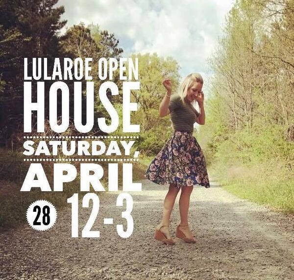 Apr 28 · LuLaRoe Open House: Giveaways and more! – Nextdoor
