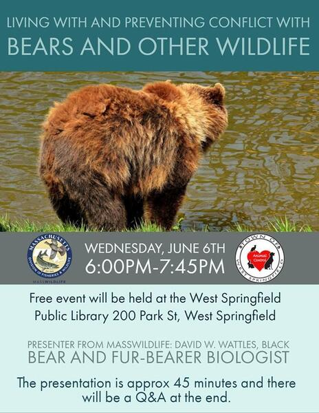 Jun 6 · Living With And Preventing Conflict With Bears
