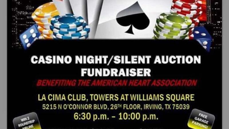 Aug 22 · Fundraising: Casino Night benefiting the American