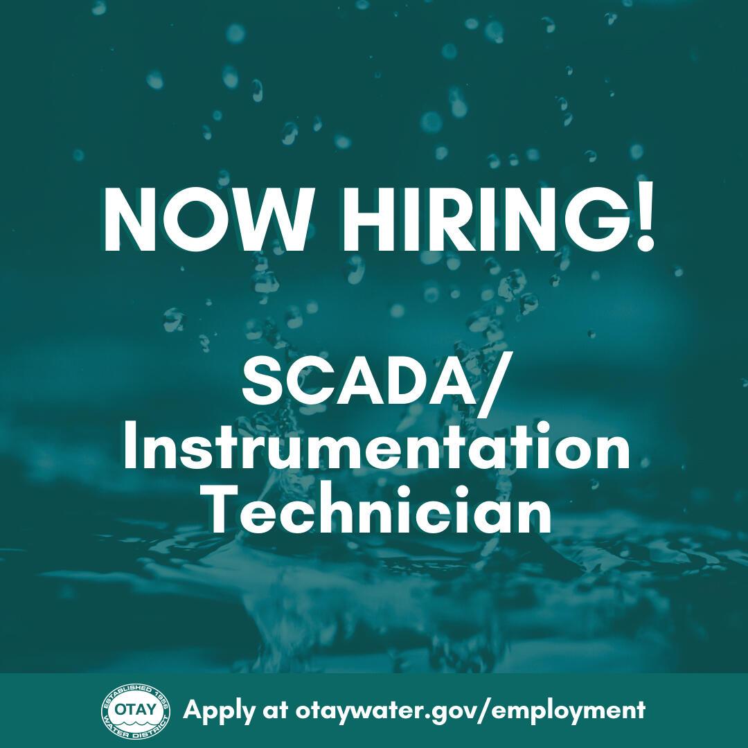 Image result for hiring SCADA Technician