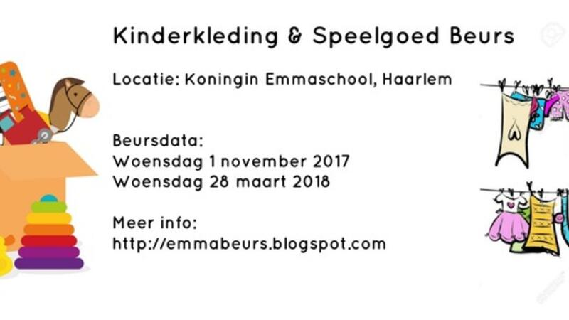 Kinderkleding Haarlem.28 Mrt 2018 Kinderkleding En Speelgoedbeurs Koningin Emmaschool