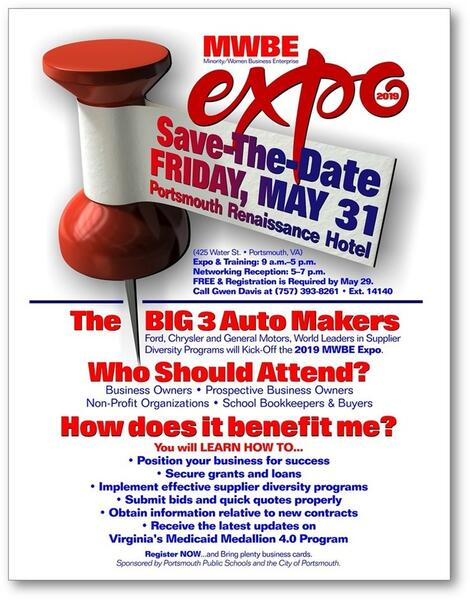 May 31 · MWBE Expo 2019 — Nextdoor