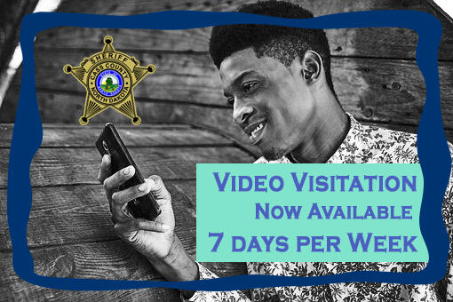 New Video Visitation System for the Jail (Cass County