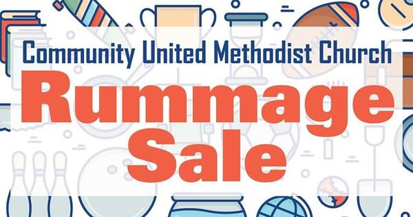 Aug 25 · CUMC's All Church Rummage Sale — Nextdoor