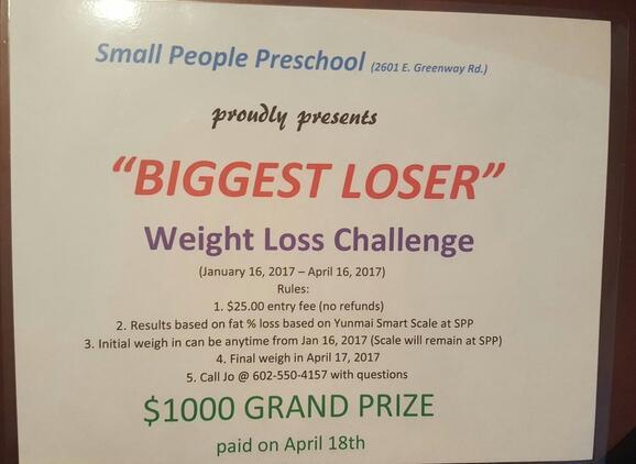 Jan 16 · Biggest Loser Weight Loss Challenge — Nextdoor