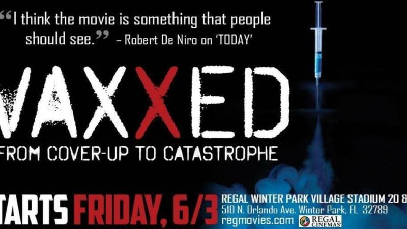Jun 3 Vaxxed Movie Premiere Nextdoor At regal winter park village & rpx. nextdoor
