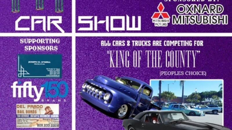 Jun City Life Car Show Unity Festival Nextdoor - Oxnard car show