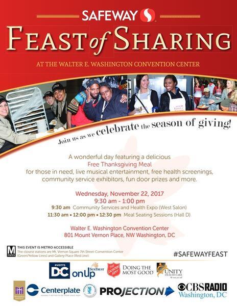 Nov 22 · Safeway Feast of Sharing — Nextdoor