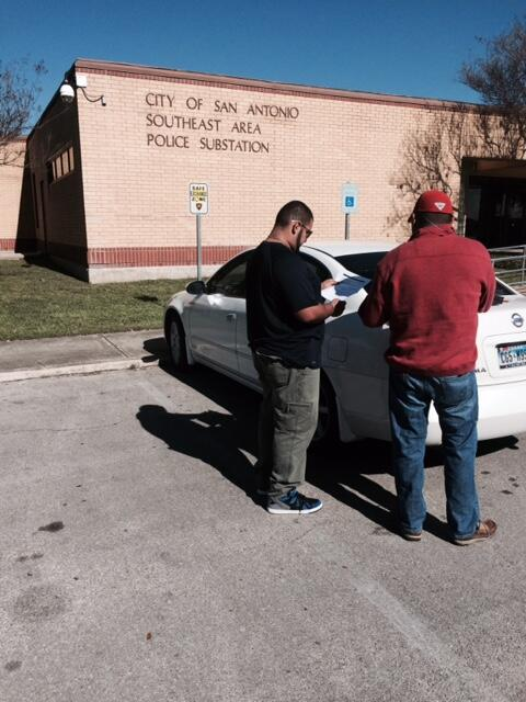 Safe Exchange Zone (San Antonio Police Department) &mdash