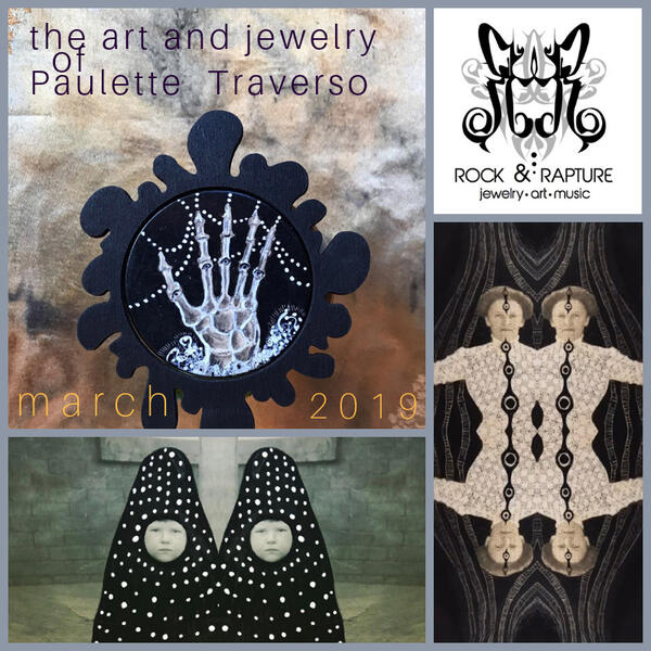 Mar 14 · The Divisadero Art Walk Rock And Rapture Jewelry and Onyx