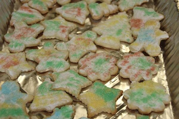 Dec 2 Homemade Christmas Cookie Placek Sale And Basket Raffle