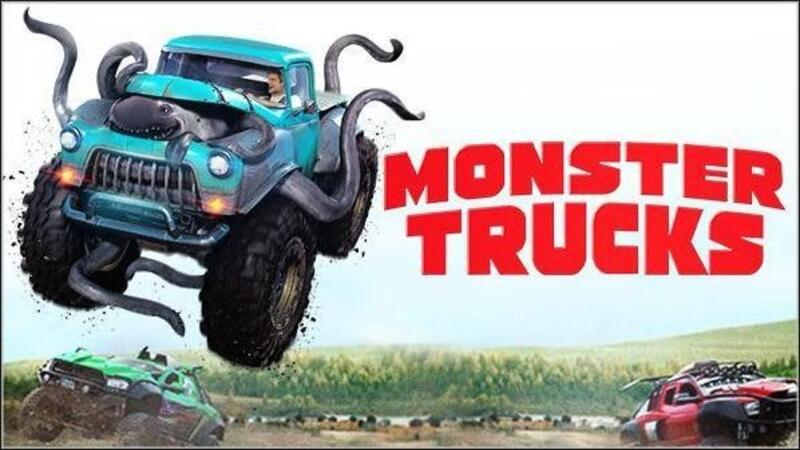 Jul 21 Bay Jammin Cinema Series Presents Monster Trucks Movie 2017 Fri 21st Nextdoor
