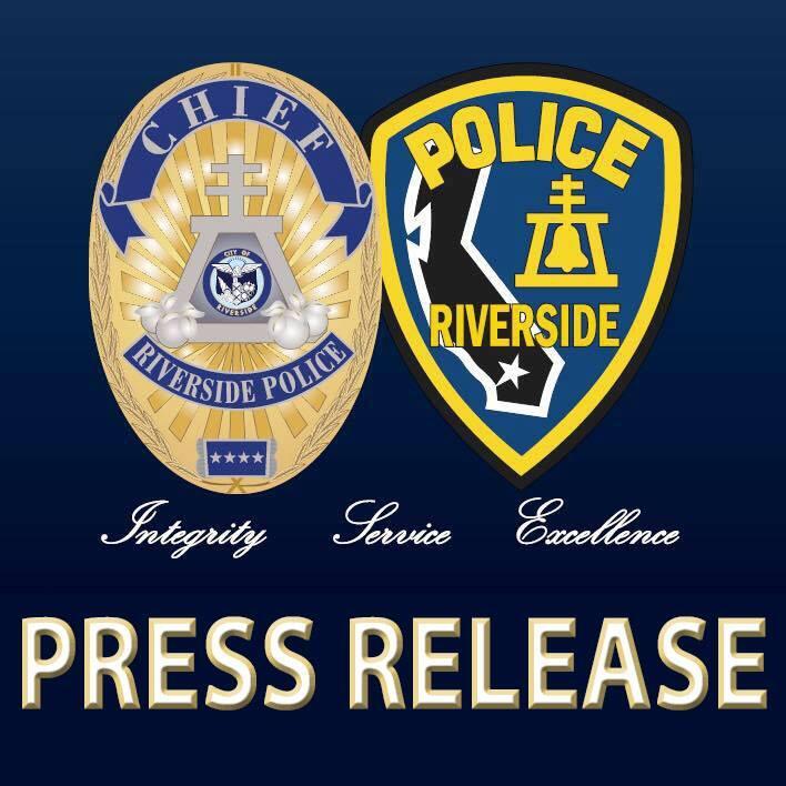 DEATH INVESTIGATION (Riverside Police Department) &mdash