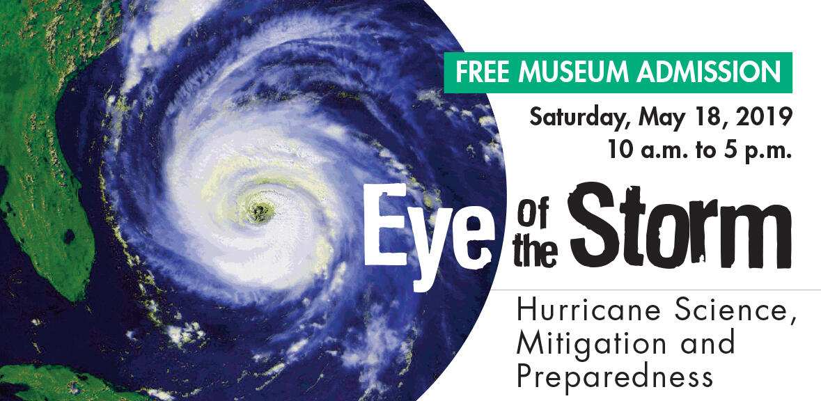 Eye of the Storm Event: Free Admission to MODS & Superpower