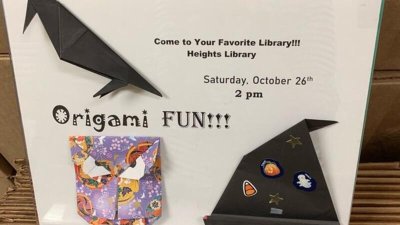 Origami Fun for Kids Kit - Museum of New Mexico Foundation Shops | 450x800