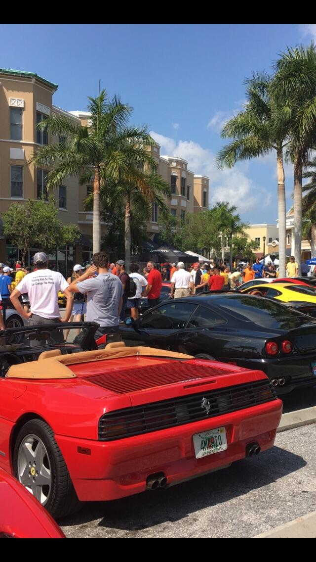 Feb Nd Annual Exotic Car Festival On Main Street Lakewood - Lakewood ranch main street car show