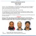 Homicide Arrests (Cincinnati Police Department) &mdash
