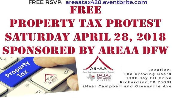 Apr 28 · Free Tax Protest Event — Nextdoor