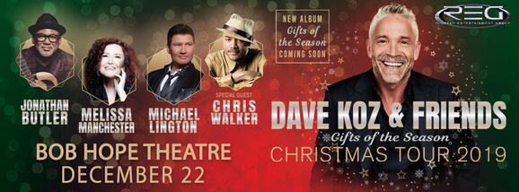 Dave Koz Christmas.Dec 22 Dave Koz And Friends Christmas Tour 2019 Nextdoor