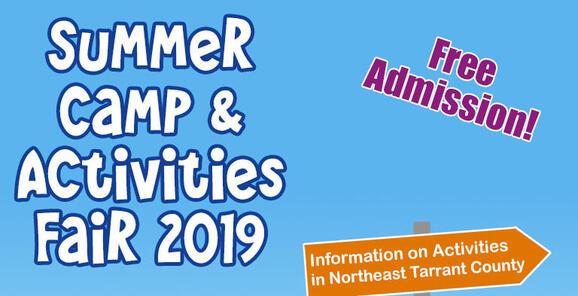 Mar 30 Birdville Isd Pta Summer Camp Activities Fair Nextdoor
