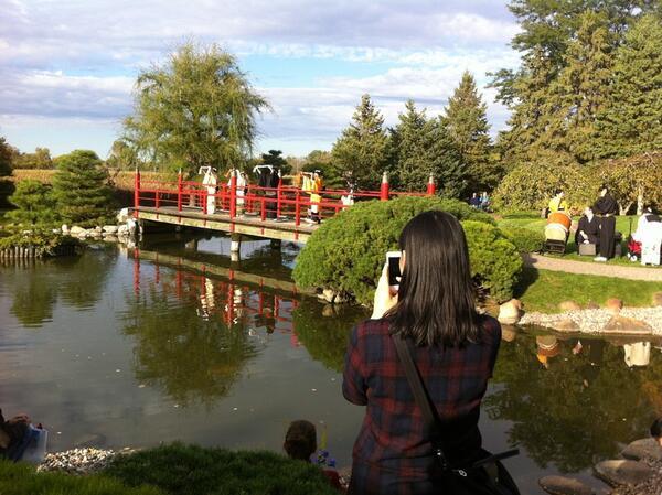 Nihon Teien Matsuri--Japanese Garden Festival!!