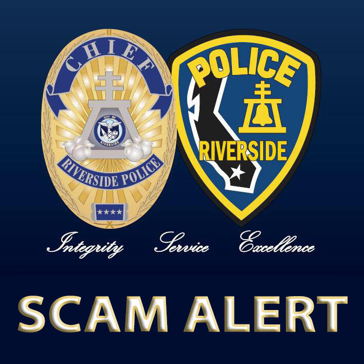 SCAM ALERT - JURY DUTY (Riverside Police Department) &mdash