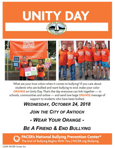 Oct 24 · Let's paint the town orange to end bullying — Nextdoor