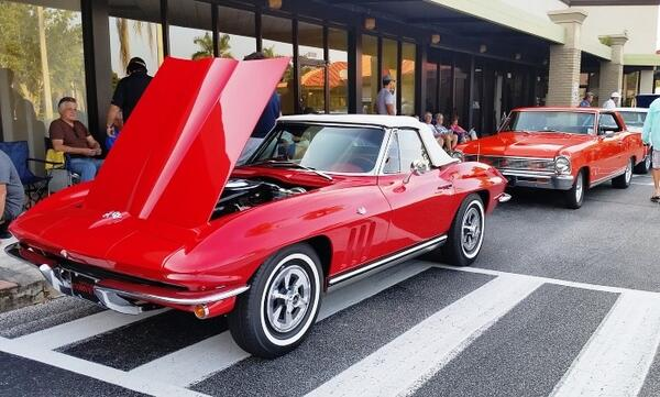 Oct 20 Hwy 55 Diner Palm City Car Cruise In Nextdoor