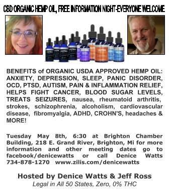May 8 · CBD ORGANIC HEMP OIL INFORMATION GATHERING — Nextdoor