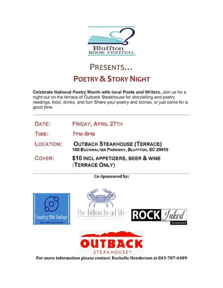 apr 27 poetry story night by the fire and under the stars nextdoor nextdoor