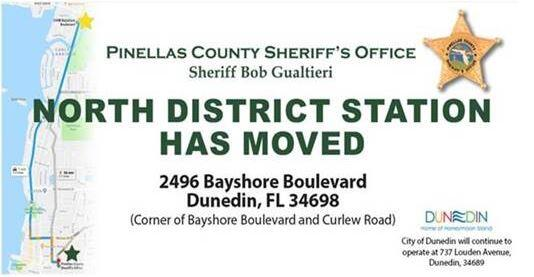 North District station (Pinellas County Sheriff's Office) &mdash